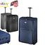 Extra-Large-Foldable-Suitcase-30-034-Lightweight-Wheeled-Travel-Bag-Case-Luggage-UK thumbnail 1
