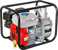 Benzin Wasserpumpe Motor Schmutzwasserpumpe Schlamm Pumpe Teichpumpe Gartenpumpe