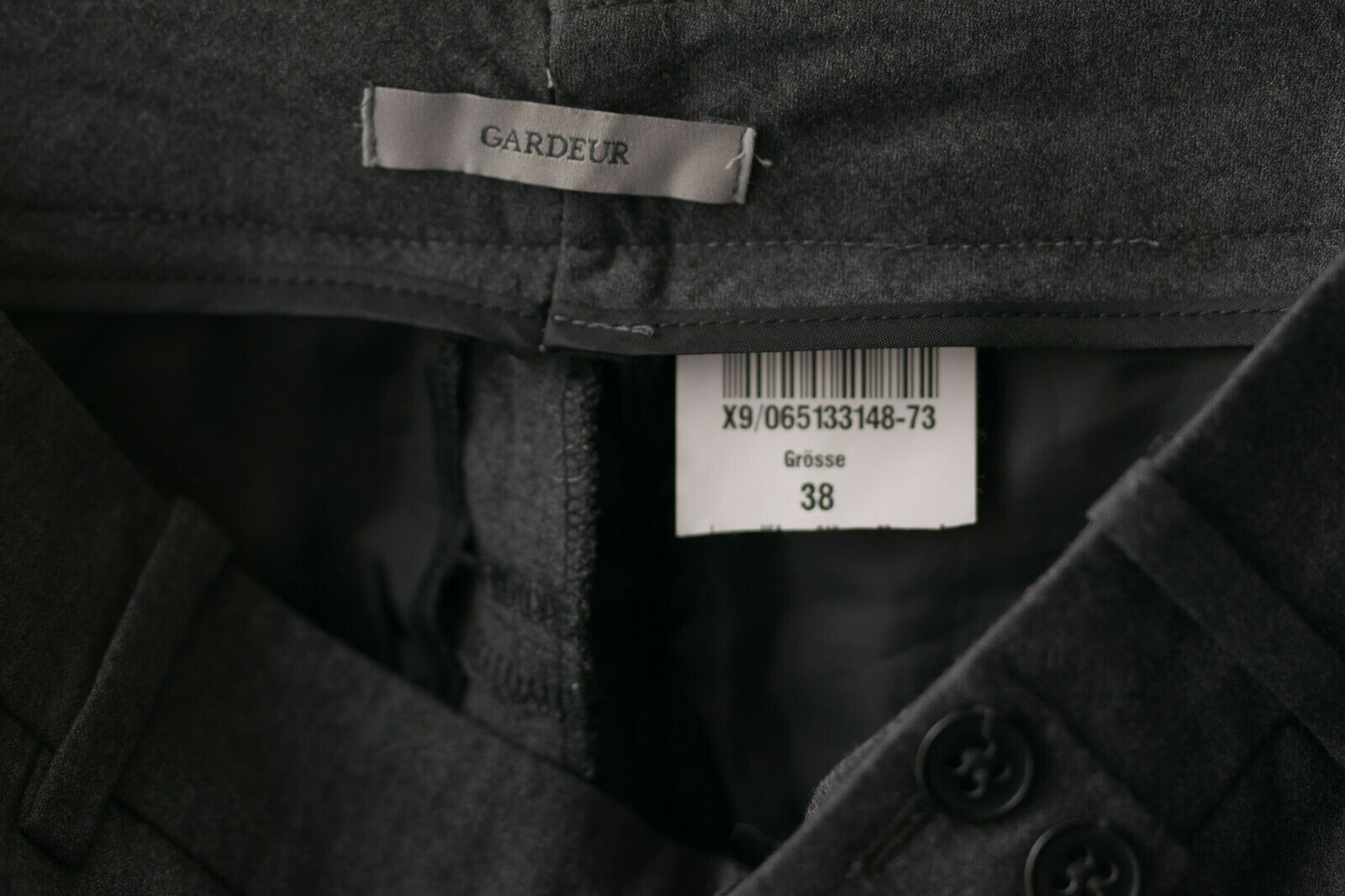 Vintage Sweater Gardeur XL 54 Cotton Mix V-Neck Maglieri by Coradi