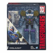 Transformers Generations Combiner Wars - Voyager Class Onslaught Figure