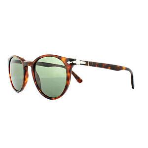 dad1df27268 Image is loading Persol-Sunglasses-3152-9015-31-Havana-Grey-Green