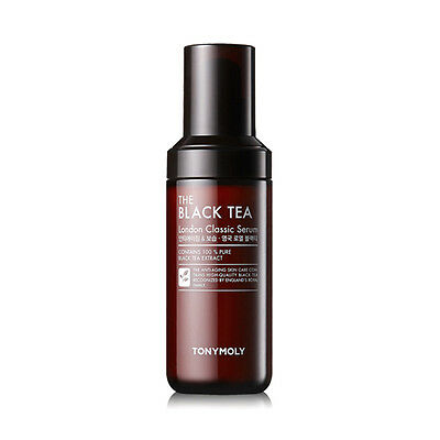 [TONYMOLY] The Black Tea London Classic Serum - 55ml