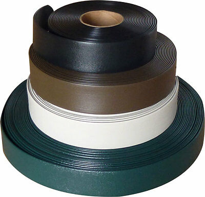 "Black 2/""x30/' Ft Vinyl Patio Lawn Furniture Repair Strap Strapping"