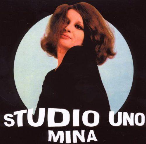 Mina:Estudio Uno - CD Vinilo replica