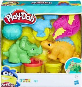 Play-doh-Dino-Werkzeuge-Spielset-Spielzeug-Dinosaurier-Modelliermasse-Knete