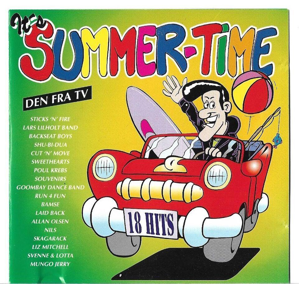 diverse kunstner': It's Summertime , pop