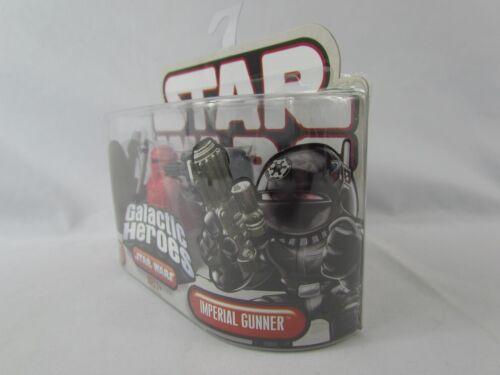 Hasbro Star Wars Galactic Heroes garde royale /& Imperial Gunner Mini Figures NEW