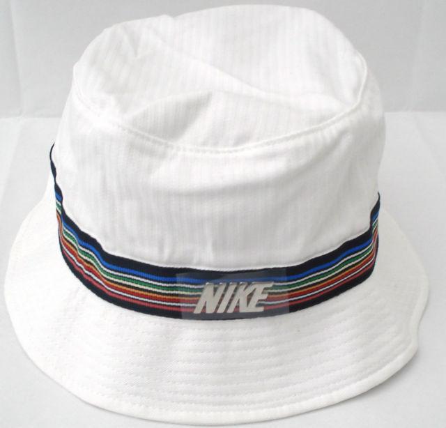 Nike Pescador El Sombrero de sol de vacaciones Cubo sombrero/gorra Unisex Para Hombre / Para Mujer 119548