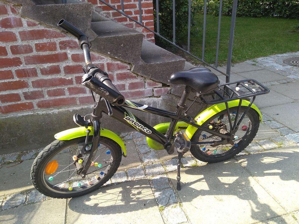 Drengecykel, citybike, andet mærke