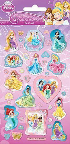 Officiel disney princesse-craft déjouée stickers