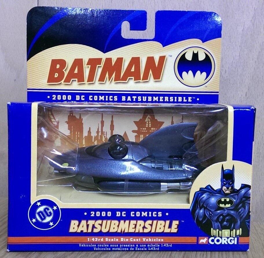 Corgi 77321 batman dc comics 1   43 2000 ist batsubmersible