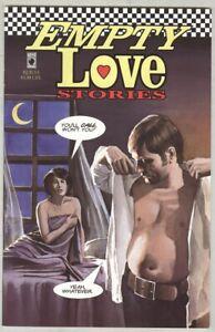 Empty-Love-Stories-1-November-1994-F-VF-White-Trash-Romance-Alex-Ross-cover