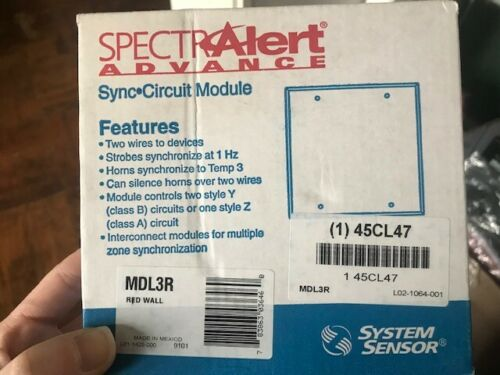 System Sensor MDL3R Circuit Module