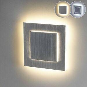 Led Treppenbeleuchtung Wand Einbauleuchte Stufenlicht Treppenlicht Fur Up Dose Ebay