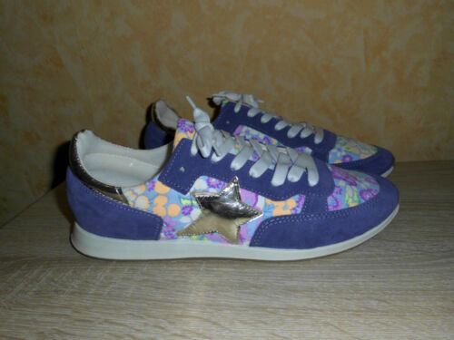 Leather 43 Púrpura Suave wahl Ii Elegante Tre Multicolor Due Gr Mash Nuevo Zapatilla Uno V 7wW481qT