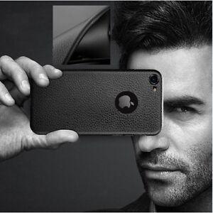 LUSSO-ultra-sottile-pelle-aderente-morbida-tpu-CUSTODIA-COVER-per-iphone-Apple