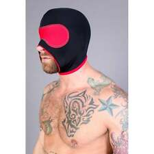 CellBlock 13 RIOT Big Mouth Hood, Black/Red