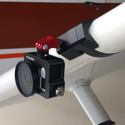 Hero 3/&4 Flight Flix Aircraft GoPro Metal Safe Case In-Flight Video Recording
