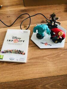 Jeu-Disney-Infinity-pour-Nintendo-Wii-amp-WiiU-Portail-Plateforme-3-Figurines