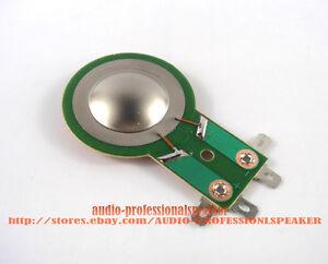 Foster-Fostex-Titanium-Dome-Diaphragm-4-ohm-N30-025N08-025H27-025H30