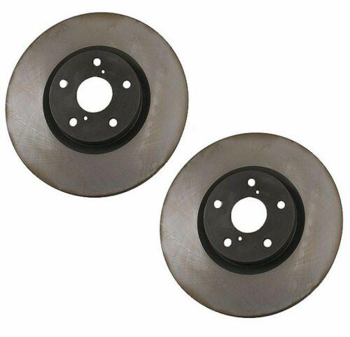 Set of 2 Front Disc Brake Rotors Vented for Toyota Supra Turbo 5//93-98
