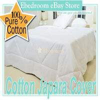 Kb/qb/db/sb 400gsm Allergy-free Cotton Quilt With 100% Cotton Cover-all