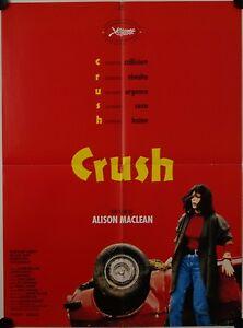 Affiche-Cinema-CRUSH-1993-MACLEAN-60x80