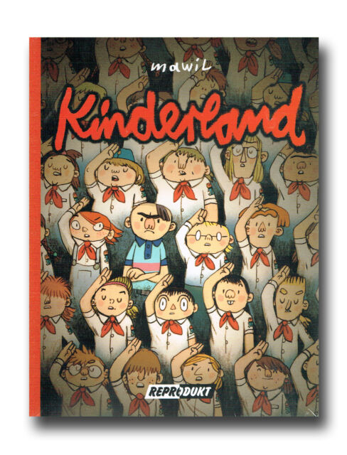 Mawil KINDERLAND Reprodukt Graphic Novel