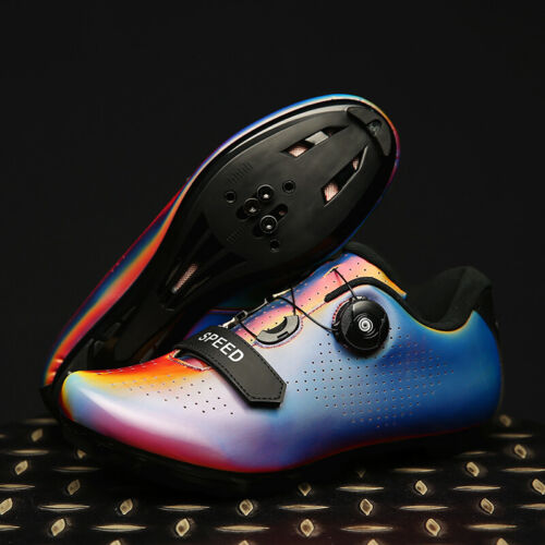Professional Athletic Bicycle Shoes Road Cycling Men Shoes Outdoor Bike Sneakers