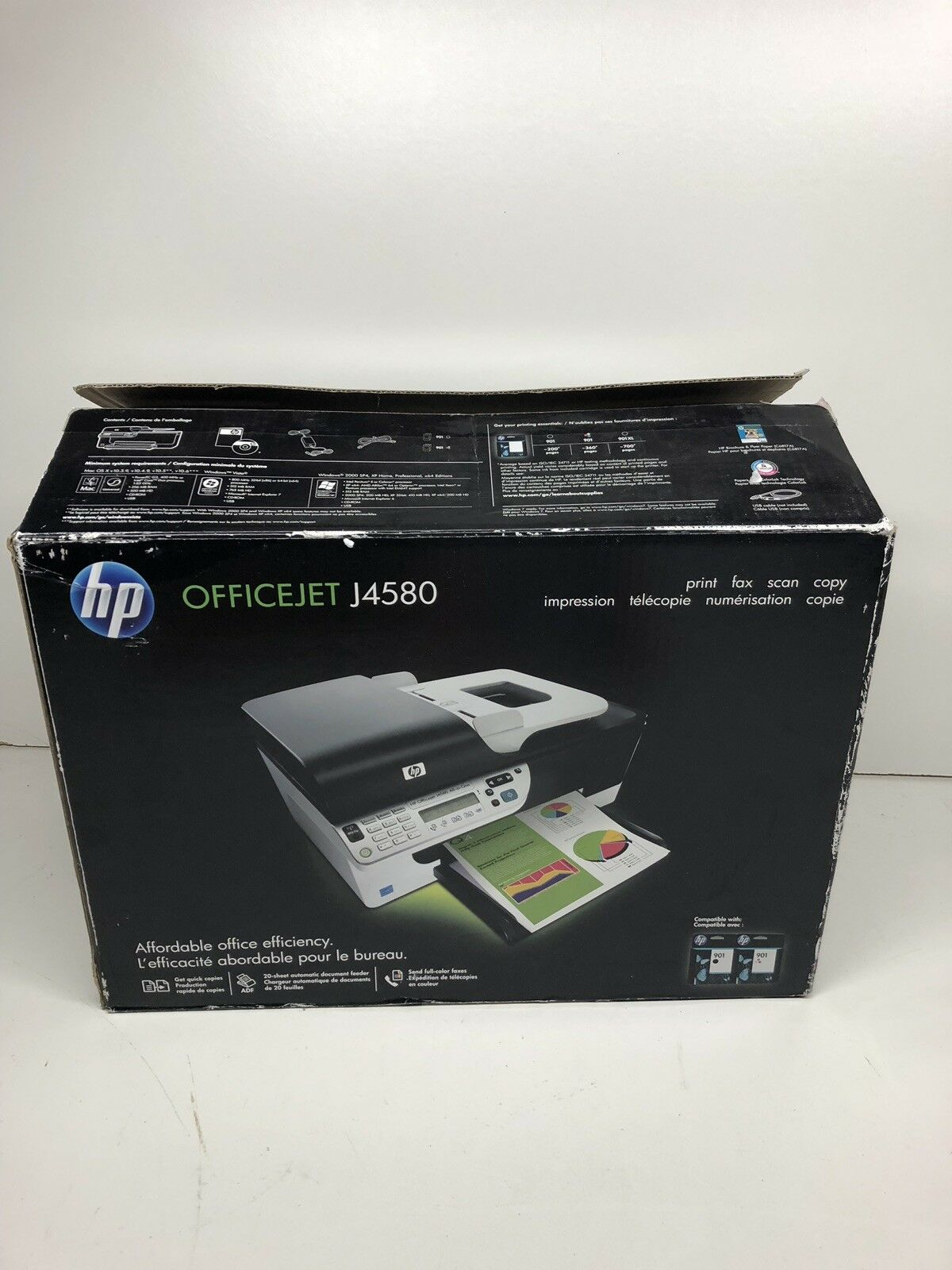 Hp officejet j4580 driver download | hp support.