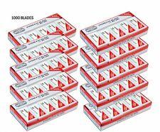 Dorco ST301 Platinum Extra Double Edge Razor Blades (1000 blades)