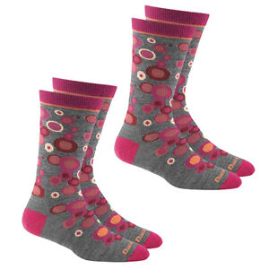 confezione Grande da Crew Women's 754207290077 Bubbles Darn Light 2 Sock medio Tough grigio Cq4TqwB