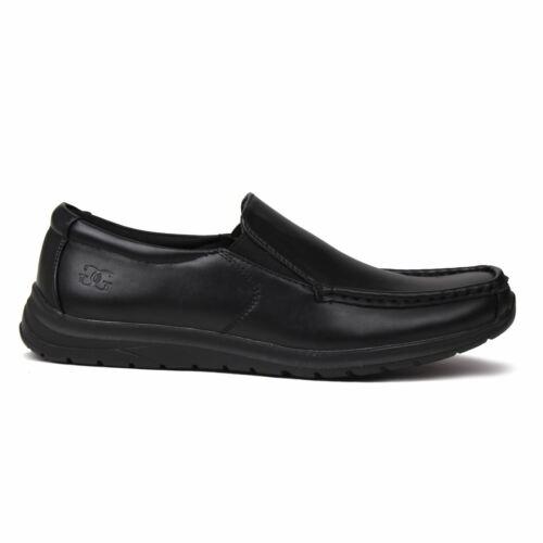 Giorgio Kids Bexley Slip Juniors Boys Shoes Casual Everyday Footwear