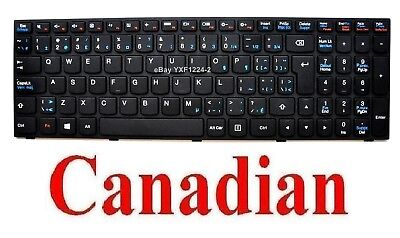 Keyboard for Lenovo FLEX 2-15 FLEX 2-15D 20405 20377 CA Canadian