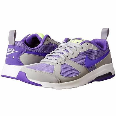 NEW Nike Women's Air Max Muse Running Shoes GrayPurpleVolt 654729 051 Size 6.5 | eBay