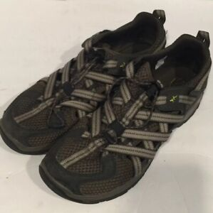 Chaco-Mens-Gray-Hiking-Shoes-Size-14-Preloved