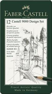 Faber-Castell-9000-design-set-of-12-pencils-5B-4B-3B-2B-B-HB-F-H-2H-3H-4H-5H
