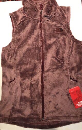 North 2018 Fleece i Women's Vest Medium Fig Heather Osito The Face 6BSqU