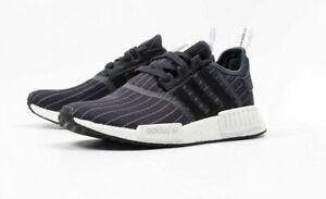 Adidas-NMD-R1-Bedwin-amp-The-Heartbreakers-Black-Mens-BB3124-NEW