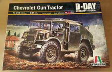 ITALERI 240 - 1/35 CHEVROLET GUN TRACTOR - NUOVO