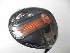 New 2016 Cobra King F6+ Black Driver (9.0*-12*) Regular flex Matrix Ozik F6 Plus