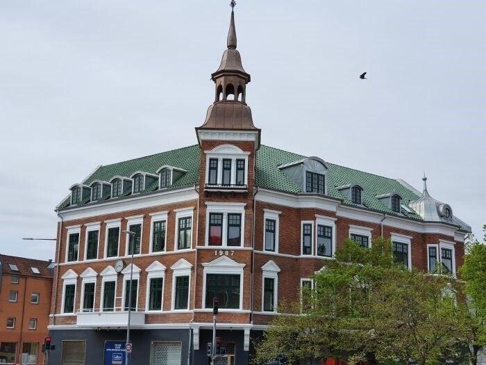 6000 vær. 4 lejlighed, m2 100, Søndergade