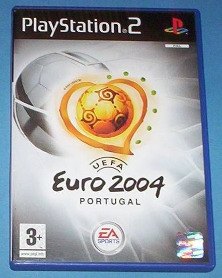 UEFA Euro 2004 Portugal Sony PlayStation 2