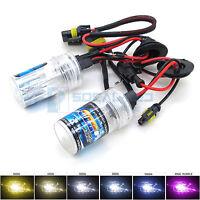 2pcs Xenon Hid Replacement Bulbs 35w Ac 3000k 4300k 6000k 8000k 10000k 12000k
