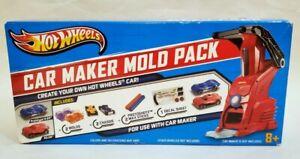Hot-Wheels-Car-Maker-Mold-Pack-2012-Prototype-H-24-amp-RD-08-Sealed