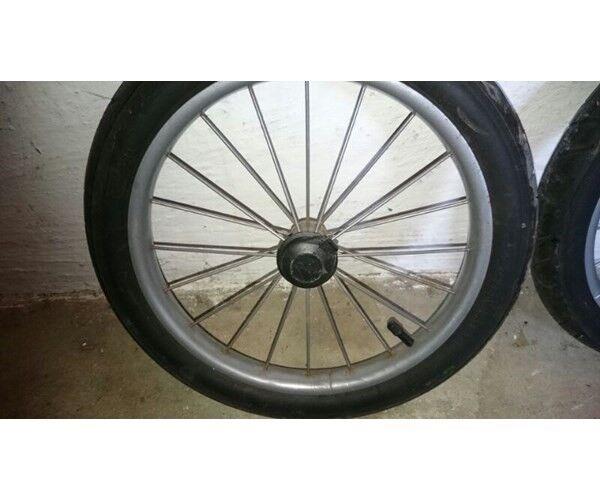 barnevognshjul emmaljunga