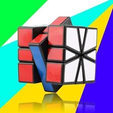 Speed Super Square One SQ-1 Plastic Magic Cube Twist Puzzle Multicolor LE