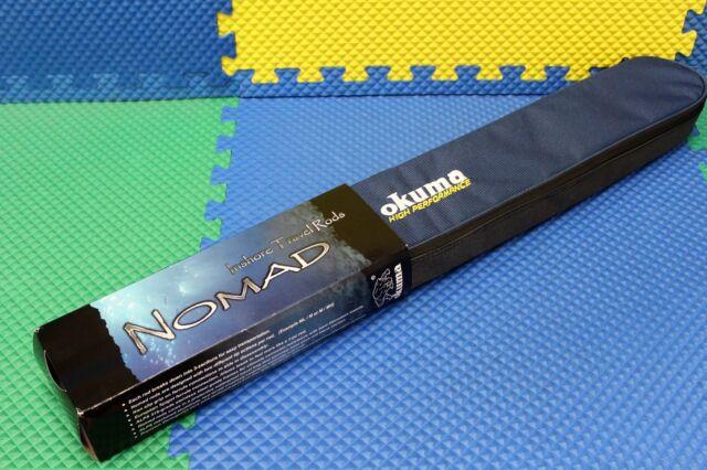 Okuma/'s Nomad Inshore Travel Rod-NTi-C-703M-MH Blue Black 7/'