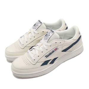 Reebok-Revenge-Plus-Classic-White-Blue-Hills-Men-Casual-Shoes-Sneakers-DV7029