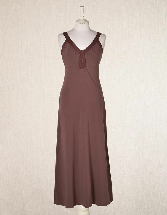 NEW BODEN Cotton Holiday Maxi Dress Size US 18 L